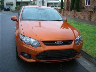 フォードオーストラリア ファルコン