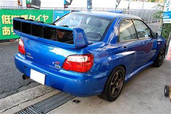 スバル インプレッサ WRX STi SPEC-C WR LIMITED 2004