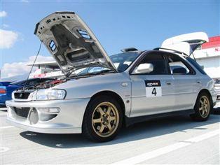 スバル インプレッサ スポーツワゴン WRX STi Ver.III
