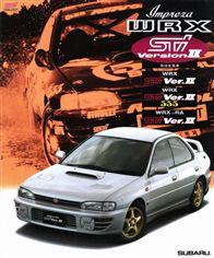 スバル WRX STI Ver.II