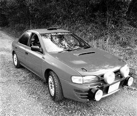 スバル インプレッサ WRX Type-RA C1