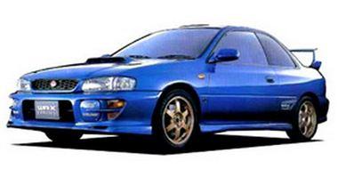 スバル インプレッサ WRX STi  Ver.VI  Limited