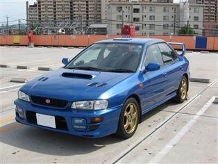 スバル インプレッサ WRX Type-RA STi Ver.V Limited