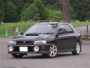 スバル インプレッサ スポーツワゴン WRX STi Ver.V