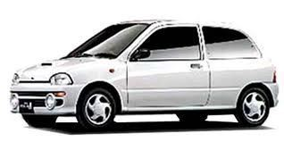 スバル ヴィヴィオ RX-RA