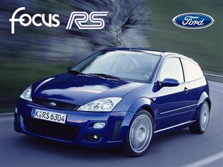 ヨーロッパフォード フォーカスRS