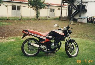 スズキ NZ250