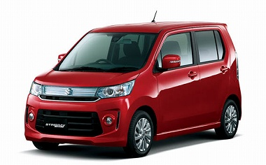 SUZUKI WAGON_R_STINGRAY