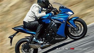スズキ GSX-S1000F ABS