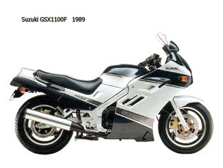 スズキ GSX1100F