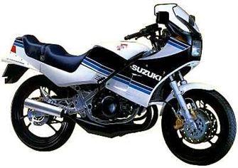 スズキ RG250Γ