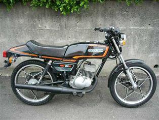 スズキ RG50E