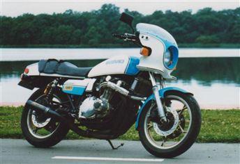 スズキ GS1000S