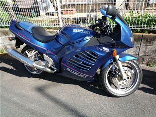 スズキ RF600R