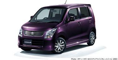 スズキ ワゴンR Limited II