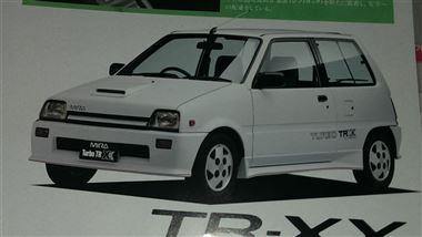 ダイハツ ミラ L70V TR-XX