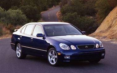 米国レクサス GS400