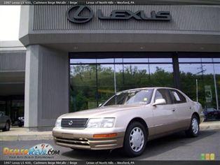 レクサス(北米トヨタ) LS400