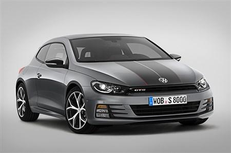 VW シロッコGTS 上海ASでデビュー