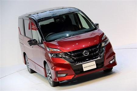 新型セレナが初公開。自動運転技術を搭載して8月下旬に発売