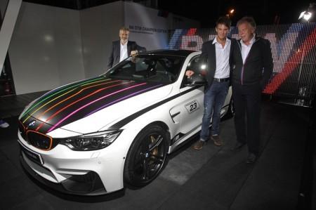 独BMW、M4 DTMエディションを発表