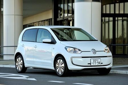 VW e-up! に幕張の街で試乗【動画】