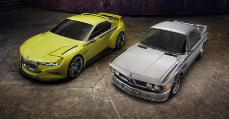 BMW、3.0CSLオマージュを披露