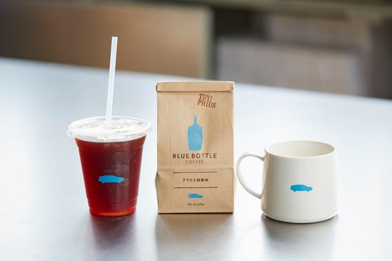 プリウスの乗り味をコーヒーで再現!?