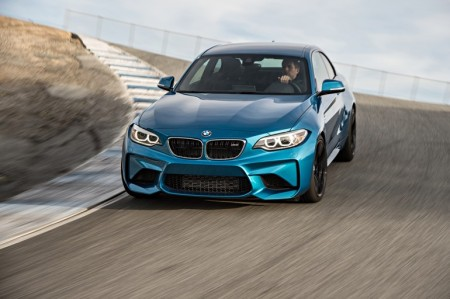 BMW M2クーペに6MT車が登場