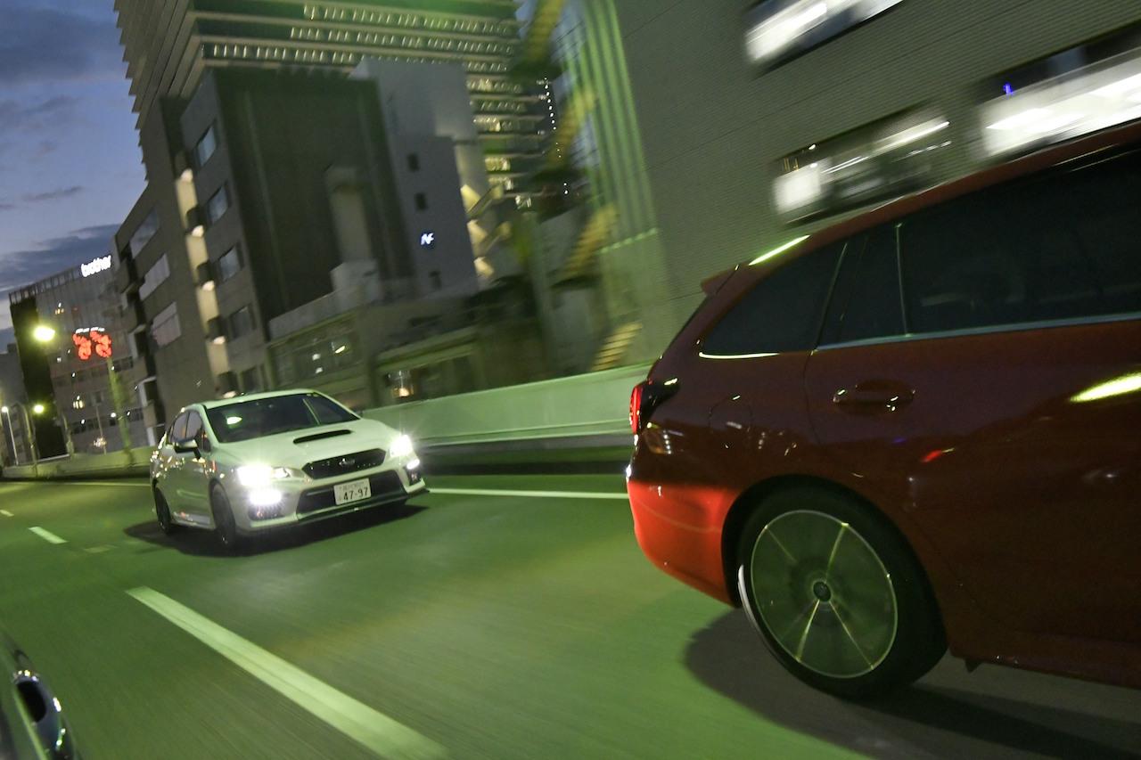 レヴォーグ・WRX S4に搭載された、スバルの「アイサイト・ツーリングアシスト」をおさらい【公道試乗】