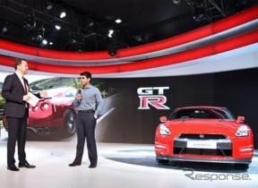日産 GT-R、インド初投入…9月に発売