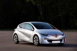 ルノー、100km/Lのコンセプトカー発表