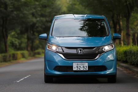 新型フリード ガソリンとHV 40万円差をどう考える?