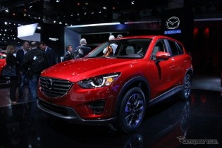 CX-5 改良新型…最新型車技術を投入