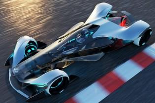 2029年を想定したコンセプトカー発表