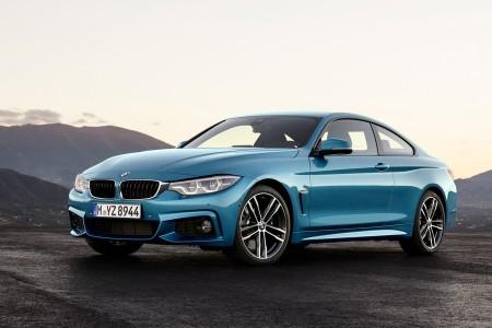 BMW 4シリーズ 本国でフェイスリフト