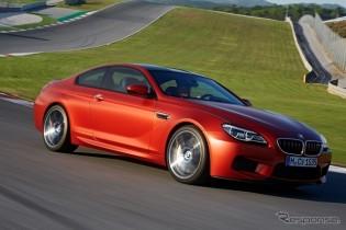 BMW M6 改良新型 V8ツインターボ継続