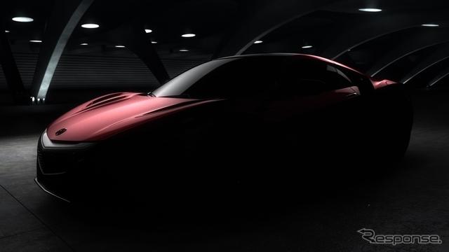 ホンダ NSX 次期型、量産モデル発表まで秒読み