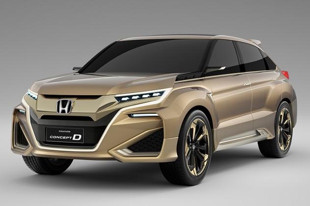 ホンダ、中国向け新型SUVコンセプトを初披露