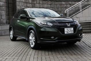 国産コンパクトSUV 注目6車種(2015年5月)