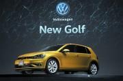 フォルクスワーゲンMC版ゴルフを発表。GTIとRモデルはパフォーマンスを向上
