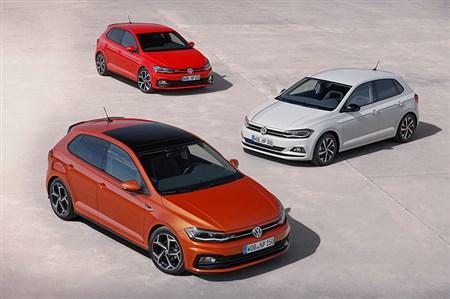 新型VW ポロに3つのバリエーション。それぞれの特徴と写真を紹介