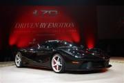 フェラーリ70周年イベントで10億円超えのラ・フェラーリ アペルタなどを展示