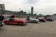 63年モノの伝説の名車300SLでミッレミリアに出場した・前編