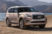 インフィニティの最上級SUV 新型QX80公開。5.6リッターV8を搭載し400馬力を発揮