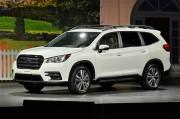 スバル最大3列SUV「アセント」発表 2.4L 4気筒水平対向直噴ターボ搭載