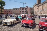 63年モノの伝説の名車300SLでミッレミリアに出場した・後編