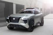 日産、3列シートSUVのコンセプトカー初披露。2020年以降の日産ブランドデザインの方向性を示す