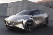 「ニッサンIMx KURO」が搭載する未来の運転支援技術はまるでSF