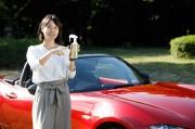 手洗い派も洗車機派も……洗車後にシュシュッとするだけで、愛車が見違える!